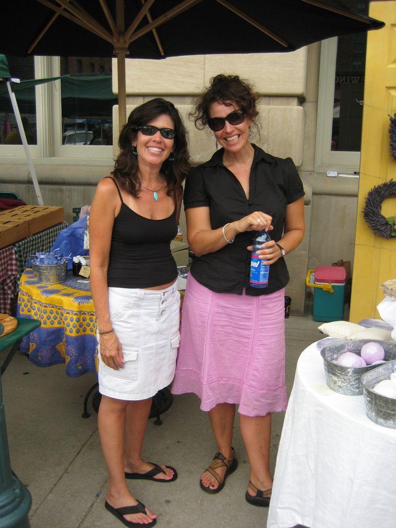 Lisa & beth 1 7-28-07